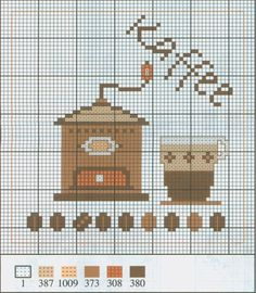 This kind of photo is honestly a stunning design construct. Small Cross Stitch, Cross Stitch Kitchen, Cross Stitch Designs, Cross Stitch Patterns, Cross Stitching, Cross Stitch Embroidery, Christmas Cross, Crafty Projects, Hobbies And Crafts