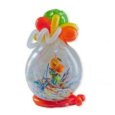 Lamaze Woef de Hond in Cadeauballon Balloon Ideas, Stuffing, Balloons, Van, Gifts, Design, Globes, Presents, Vans