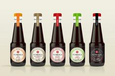 Fumeiga Soy Sauce on Packaging of the World - Creative Package Design Gallery