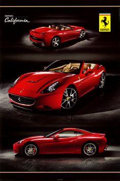Ferrari - California