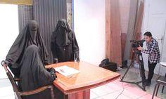 Egito ganha o primeiro canal de TV onde mulheres aparecem usando véu