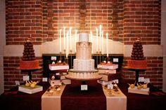 Harry Potter Inspired Dessert Table