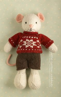 Mikko by LCRknitted on Etsy