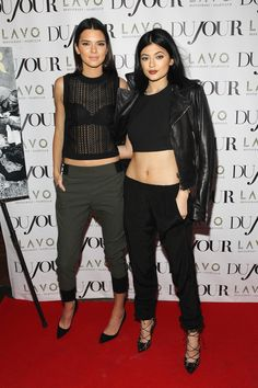 Kendall and Kylie Jenner || Which Celeb Sisters Are Most Stylish? | Twist
