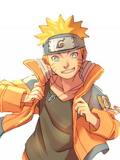 "Naruto in ""Classic Naruto"" yeah... that's cool..."