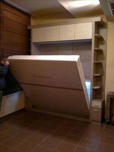 Varázslatos, szekrénybe rejthető ágyak a gyártótól: egy mozdulat a nappaliból háló lesz:-több méretben, színbem formában és kialakításban rendelhető. Bathtub, Bathroom, Bath Tube, Bath Tub, Bathrooms, Bathtubs, Bathing, Bath, Tub