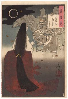 saru gallery, Midnight Moon