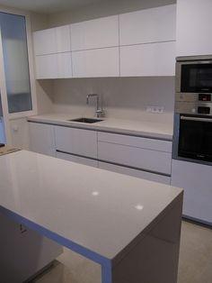 Mesa alta de cocina extensible o barra de desayu mesa Cuanto cuesta una encimera de cocina