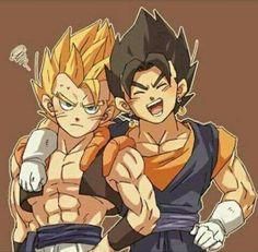 pos Goku es el seme y Vegeta el uke # عشوائي # amreading # books # wattpad Dragon Ball Gt, Goku E Vegeta, Son Goku, Gogeta E Vegito, Manga Dbz, Otaku, Dbz Characters, Anime Shows, Wattpad