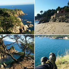 Great excursions with sea views. #incostabrava by #bestplanbcn