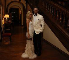 David Gandy - Ralph Lauren Hosts Dinner at Althorp, Princess Diana's Family Home - Oct 9 2015