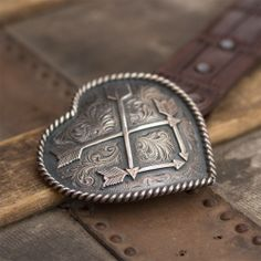 Clint Orms Loving 1800 Trophy Buckle | Product ID: 11357