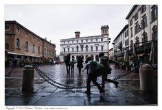 Bergamo, Italy - by Cristian Nuvolone