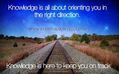 www.StepsToKnowledge.com