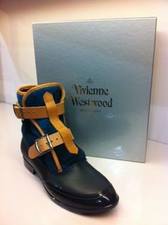 Vivienne Westwood La Westwood JustArrived men's Tartan Pirate Boots perfect for those gloomy grey days 40th Birthday Wishes, Pirate Fashion, Billy Ray, Pirate Life, Vivienne Westwood, Glasgow, Tartan, Grey, Boots