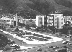 Nuestra Histórica Caracas: Plaza Altamira