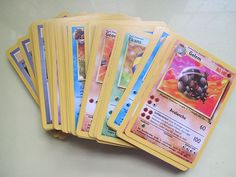 SWEET! Now I can be a cool mom with my 6 yr. old! - How to Play With Pokemon Cards: 15 Steps (with Pictures)
