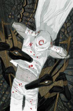 Julian Totino Tedesco - Moon Knight