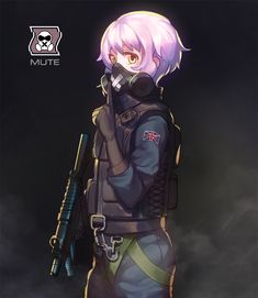 Rainbow Six: Anime