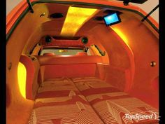 custom panel van interiors - Google Search | Kustom Panel Van ...