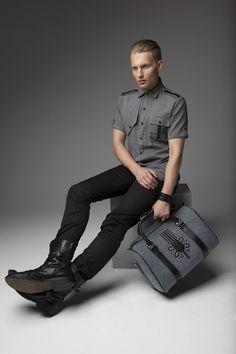 Kamil Sobczyk_Ready to wear #mensfashion #fashion #modameska