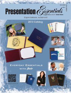 2013 Presentations Catalog from Carlson Craft Binder Division
