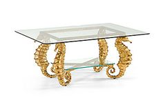 Seahorse Coffee Table (more colors available) | Vielle and Frances