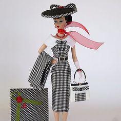 OOAK-Handmade-Vintage-Barbie-Silkstone-Fashion-by-Roxy-034-TESSA-034-14-pcs