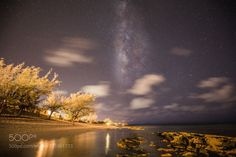 Caribbean milky way reflections (Joe Linder / Aposentillo / Nicaragua) Canon EOS 5D Mark III #landscape #photo #nature