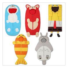 >> Click to Buy << Baby Sleeping Bag Cartoon Minnie Envelope Baby Winter Sleep Sack Coral Fleece Infant Swaddle Blankets warm high quality fleabag #Affiliate