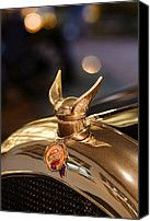 1924 Chrysler B-70 Phaeton Hood Ornament Photograph by Gordon Dean II -
