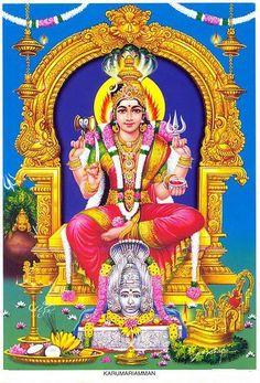 Sri Karumariamman (via Velmuruga.com)