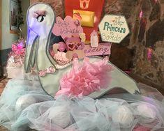 Baby shawer decoración cigüeña