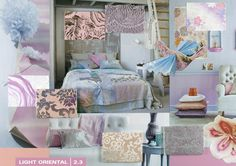 """Mood board from of my theme """"Sensual & Passionate"""" from my Interior Trend Book, 2013-2014, Milou Ket"""