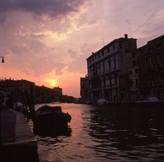 Sunset on sestiere Cannaregio by gaetan.petit, via #Flickr #photography