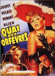 Quai Des Orfevres Photo Mug Hot Cocoa Gift Basket The Wages Of Fear, Seymour Chwast, Cinema Posters, Movie Posters, Jean Renoir, Gravure Illustration, Saint Yves, Foreign Movies, Film Inspiration