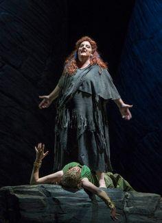 Elektra (R.Strauss), Teatro Colón, 2014 (Fotos Máximo Parpagnoli)