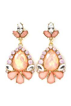 Aspen Elizabeth Earrings on Emma Stine Limited