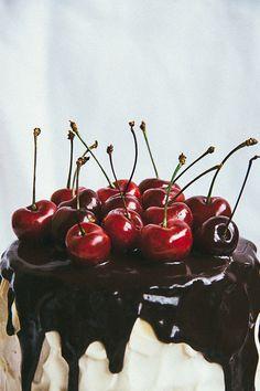 sugar free black forest cake