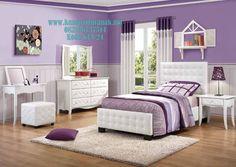 jasa pembuatan set kamar anak perempuan minimalis kamar set remaja modern set kamar tidur