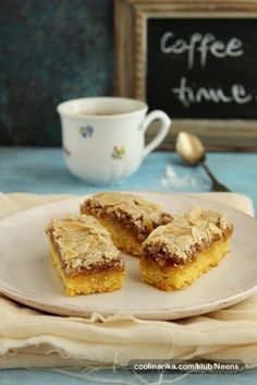 Londonjere (almond and jam cake)