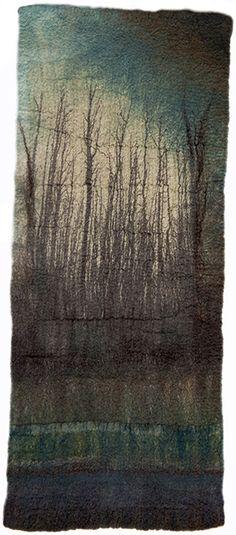 Bosquet #3  by Valerie Wartelle