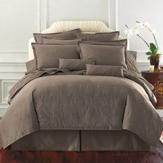 Royal Velvet® 400tc WrinkleGuard™ Comforter  found at @JCPenney