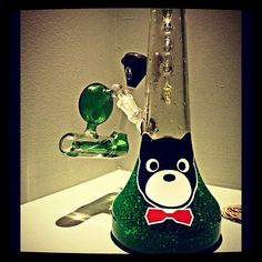Green diffuser beads make your bong hit super smooth and get you higher more quickly! You can mix and match colors with your bong or ash catcher