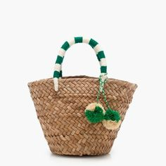 What to wear on vacation-Kayu Mini St. Art Bag, Boho Bags, Straw Tote, Basket Bag, Summer Bags, Knitted Bags, Bag Making, Purses, Hawaii 2017