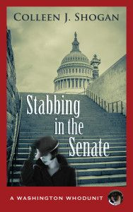 """I am looking forward to the next book in the series, and I hope I am fortunate enough to get to review it as well.""  STABBING IN THE SENATE by Colleen J. Shogan 