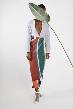 Natalie Weiss #fashion #graphic #artdirection