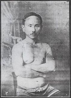 funakoshi 1920