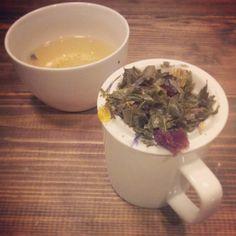 #Jazz - это Зелёный чай No.24 С клюквой, васильком и лепестками подсолнечника!