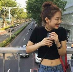 Find images and videos about kpop, blackpink and jennie on We Heart It - the app to get lost in what you love. Blackpink Jennie, Divas, Blackpink Fashion, Korean Fashion, Forever Young, Kpop Girl Groups, Kpop Girls, Jennie Kim Tumblr, Blackpink Outfits